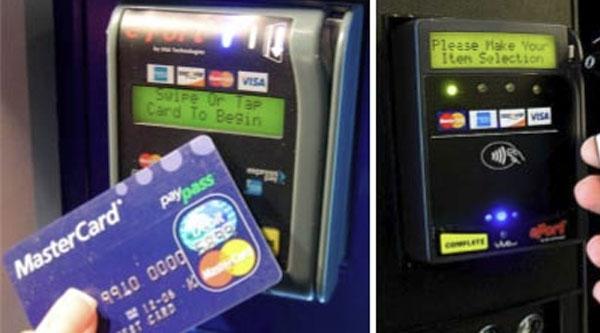 Оплата покупок пластиковыми карточками в автоматах Unicum - unicum ...